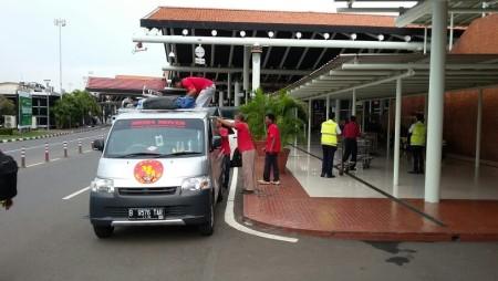 Pemindahan Gudang Bandara International Soekarno Hatta