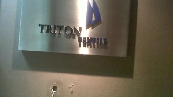 Situasi pemindahan Triton Textile Ltd